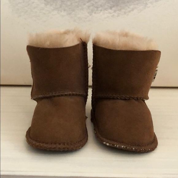 Baby Girl Bear Paw Boots   Poshmark